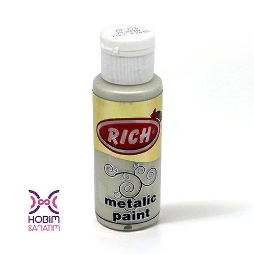 Metalik Akrilik - Platin
