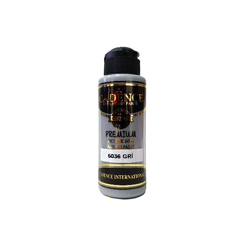 Cadence Premium Akrilik - 6036 Gri