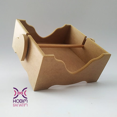 Kutu - Ham Ahşap