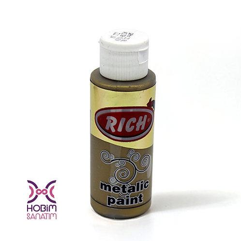 Metalik Akrilik - Koyu Altın