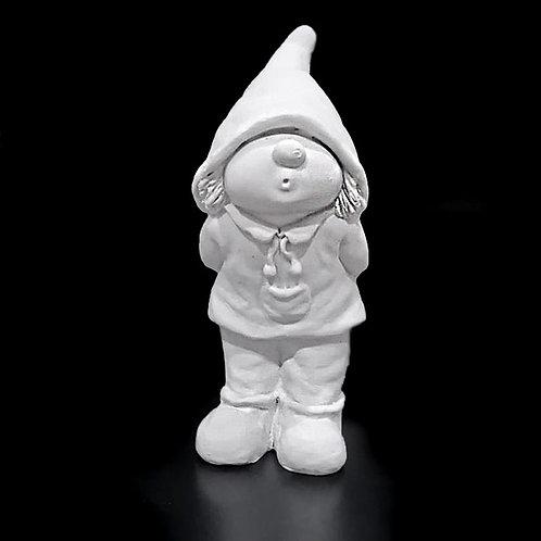 Cüce Çocuk - Polyester Obje