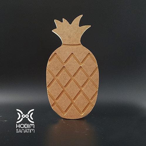 Ananas Ham Ahşap