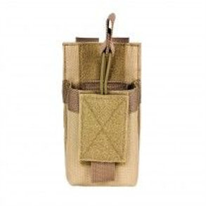 VISM® by NcSTAR® AR SINGLE MAG POUCH/TAN