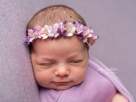 Meravigliosa Aurora | Sessione fotografica newborn | My newborn photography | Valdagno
