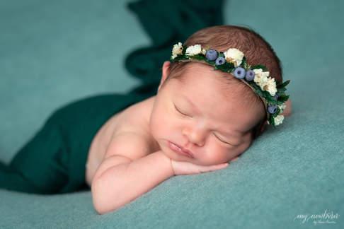 Fotografo newborn Thiene