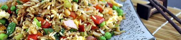 Hakka Chinese Fried Rice