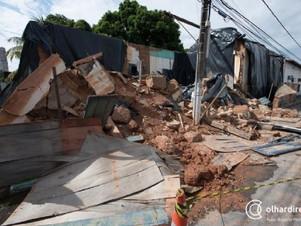 Obras emergenciais na Casa de Bem-Bem devem começar na próxima semana, garante Prefeitura