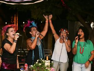 Roda de samba de mulheres integra calendário de 'pré carnaval' cuiabano