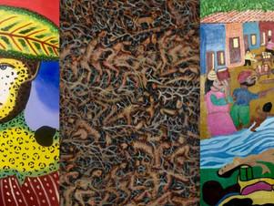 Exposição Na Mão Junto ao Peito faz tributo a três artistas e corrige injustiça