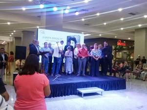 Jornalista Neila Barreto lança obra em homenagem a Sarita Baracat