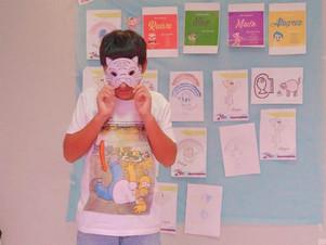 Oficina de férias ensina crianças de 3 a 12 anos a lidar com as próprias emoções