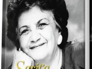 Sarita Baracat Imortalizada em Livro