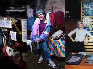 Economia criativa: na Casa Cuiabana, artistas unem forças para o FeirArte em Ação