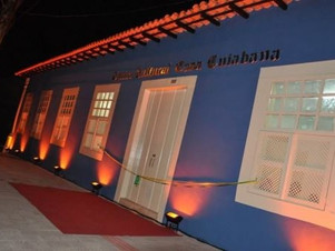 Casa cuiabana tem cursos gratuitos de dança cigana, informática básica e mais