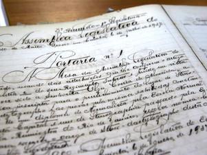 Instituto Memória do Poder Legislativo preserva a história de Mato Grosso