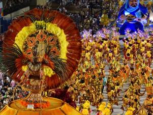 Escola de samba do Rio homenageia Cuiabá em enredo