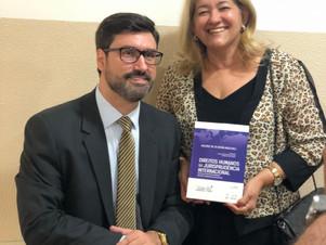 Em evento prestigiado por intelectuais e autoridades novo livro de Valério Mazzuoli é lançado