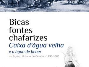 Livro publicado em Cuiabá conta a trajetória da água na capital mato-grossense