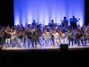 Espetáculo 'Claro Canto Cuiabá' encerra mês de comemorações dos 300 anos da capital