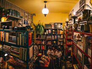 Metade Cheio abriga semana literária com debates, troca de livros e clube de leitura