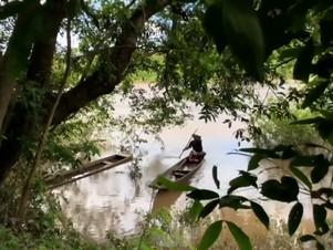 Rio Cuiabá:  Fotógrafo faz 'vaquinha' para realizar projeto