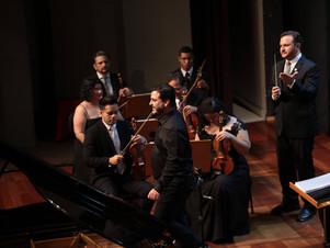 Orquestra da UFMT encerra temporada com reapresentação de concerto tricentenário de Cuiabá