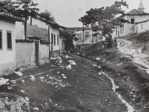 Com a febre do ouro, Cuiabá se torna uma das cidades mais populosas do país
