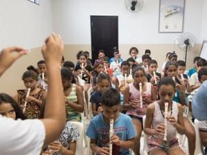 Instituto Flauta Mágica completa 20 anos transformando a vida de crianças e adolescentes