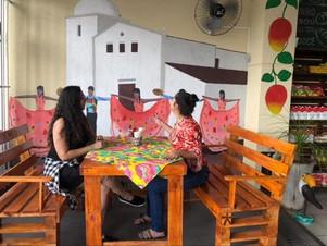 Cuiabá 300 Anos: Influenciadoras digitais fazem tour por bairros tradicionais