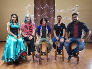 Músicos de Cuiabá e Brasília se unem para apresentação eclética em Chapada