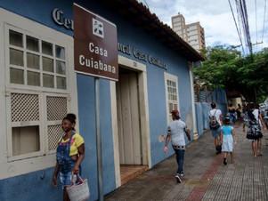 Feira une brechó, música, poesia, dança e mais na Casa Cuiabana