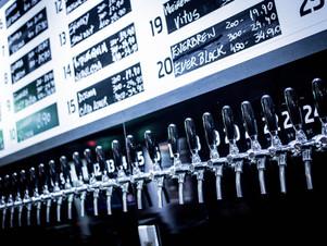 Conheça o primeiro bar a ter 25 torneiras de chope em Cuiabá