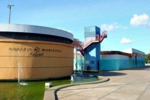 Aquário reabre no tricentenário de Cuiabá