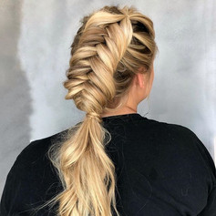 Why does this braid remind me of a Frenc