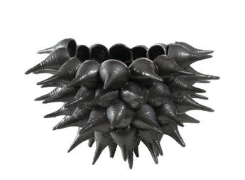 Black Haliumma H 25cm D 35cm