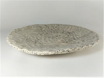 Coral flat plate D 45cm