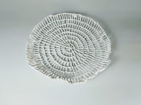 Round lace D 17cm