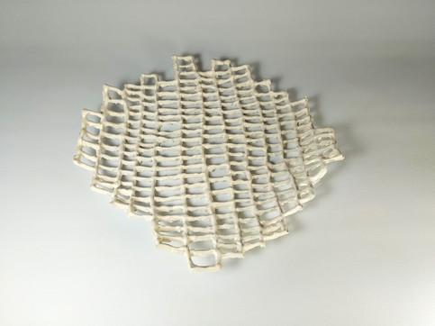 Rectangles Lace D 22cm