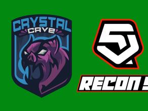 CCG Emerald vs Recon 5 Scarlet