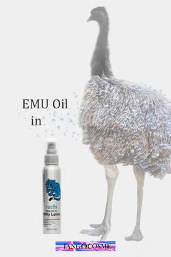 エミューミルキーナノローションEMU_Milky_Nano_Lotionジャンゴコスメ