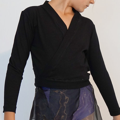 Suéter ballet