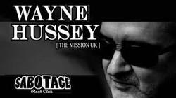 Wayne hussey Lisboa