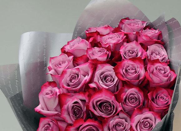 Розы Дип Перпл