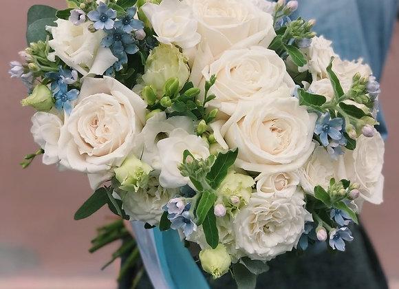 Букет невесты сборный