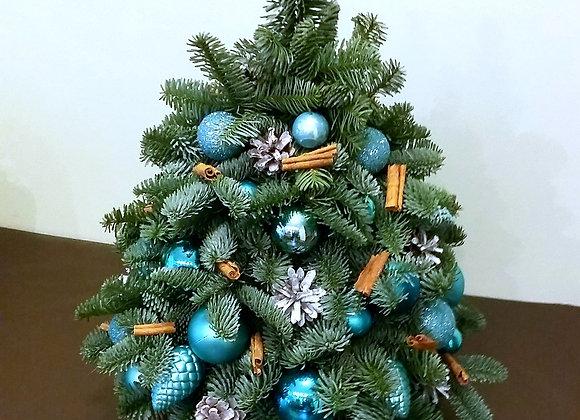 Декоративная елочка (цвет на выбор)