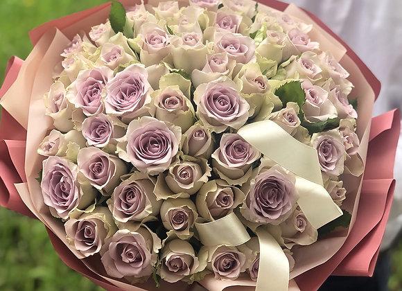 Розы Морнинг Дью