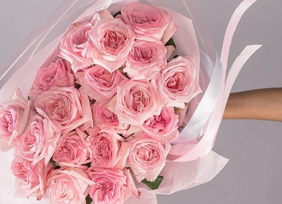 Пионовидные розы Пинк О'Хара
