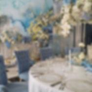 Еще одна красивая свадьба летнего сезона