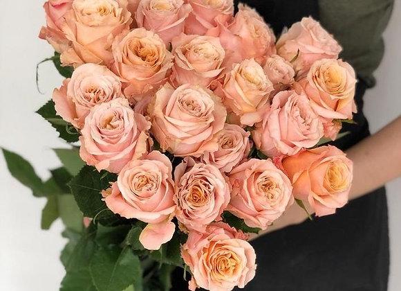 Пионовидные розы Шиммер