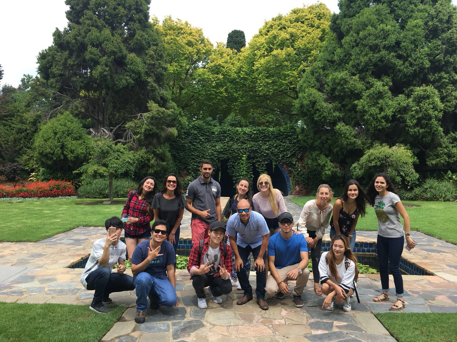 Botanic gardens 9feb